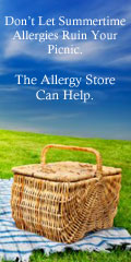 Fall allergy  air filter