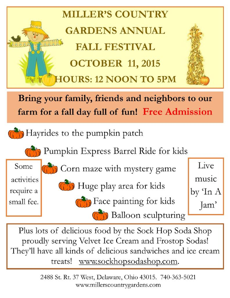 Columbus And Central Ohio Pumpkin Patches Corn Mazes Hayrides And